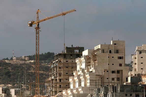 General View「Jewish Aettlement Of Har Homa」:写真・画像(17)[壁紙.com]