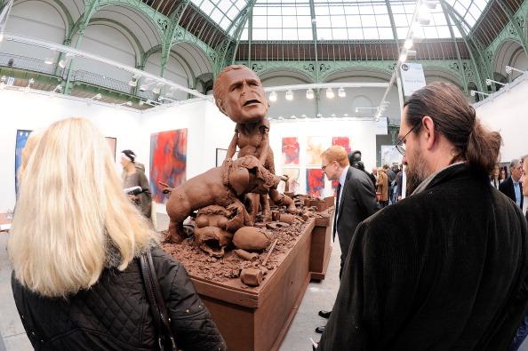 Grand Palais「FIAC 2012 Exhibition Launch - A Visit Through Grand Palais」:写真・画像(16)[壁紙.com]