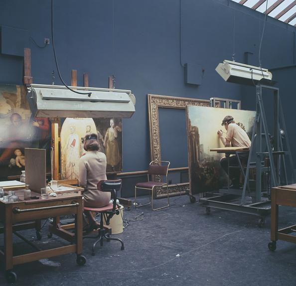 Restoring「Restoring Paintings」:写真・画像(0)[壁紙.com]