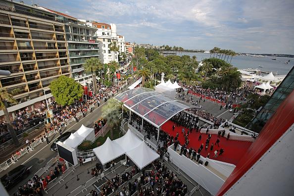Palais des Festivals et des Congres「A Celebration Of All Things Cannes - 70 Years Of A Film Festival」:写真・画像(1)[壁紙.com]