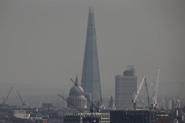 Shard London Bridge「Views Of The Ever Changing London Skyline」:写真・画像(0)[壁紙.com]
