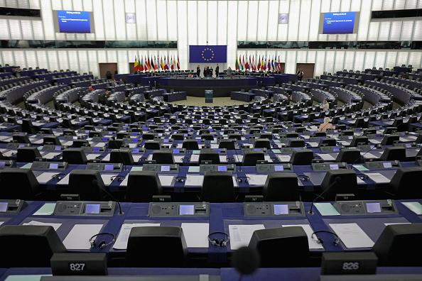 Politics「EU Referendum - Strasbourg The Seat Of The EU Parliament」:写真・画像(2)[壁紙.com]