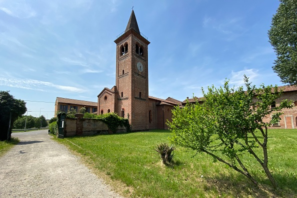 General View「Place to Visit: Cascina Monluè Abbey In Milan」:写真・画像(13)[壁紙.com]