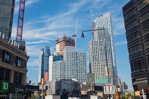 Construction Industry「Downtown Brooklyn」:写真・画像(6)[壁紙.com]