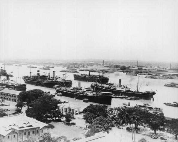 General View「Calcutta Harbour」:写真・画像(11)[壁紙.com]