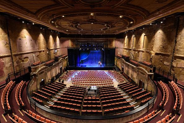 Theatrical Performance「Alexandra Palace Theatre Opens After £27 million Restoration」:写真・画像(2)[壁紙.com]