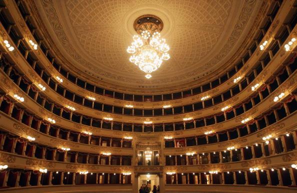 "General View「""Teatro Alla Scala"" Re-Opens」:写真・画像(9)[壁紙.com]"