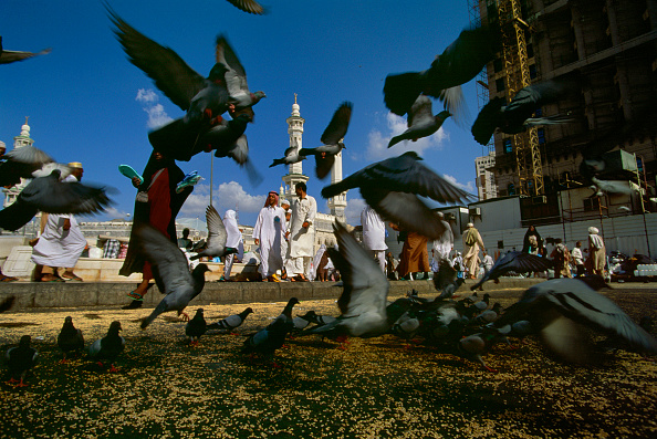 Blurred Motion「The Hajj - A Once In A Lifetime Pilgrimage To Mecca」:写真・画像(18)[壁紙.com]