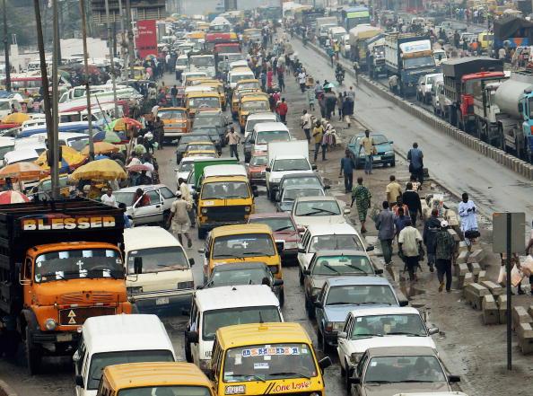 Traffic「Lagos General Views」:写真・画像(3)[壁紙.com]
