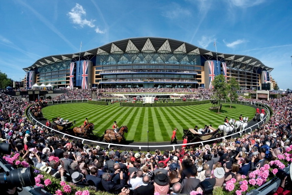General View「Royal Ascot 2014 Day One」:写真・画像(1)[壁紙.com]