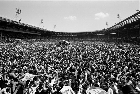 General View「Live Aid for Africa」:写真・画像(3)[壁紙.com]