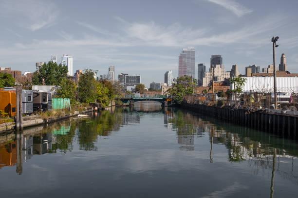 Canal「Gowanus Canal」:写真・画像(12)[壁紙.com]