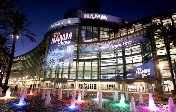 Anaheim Convention Center「The 2018 NAMM Show Media Preview Day」:写真・画像(0)[壁紙.com]