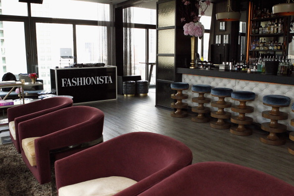 """Atmosphere「Fashionista.com Celebrates """"How To Make It In Fashion"""" Conference With VIP Party At The Skylark In New York」:写真・画像(7)[壁紙.com]"""