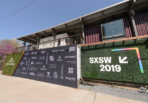 Atmosphere「Comcast NBCUniversal House at SXSW」:写真・画像(6)[壁紙.com]