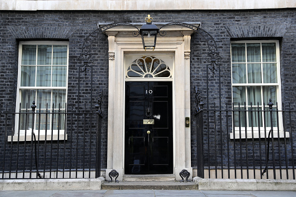 General View「Final Preparations In Downing Street Ahead Of The Prime Minister's Arrival」:写真・画像(15)[壁紙.com]