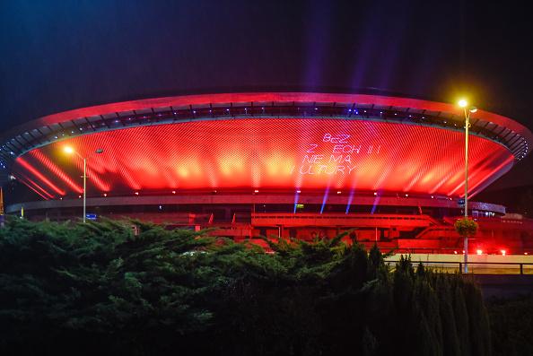 Stadium「Music Venues In The Red Amid Coronavirus Pandemic」:写真・画像(0)[壁紙.com]