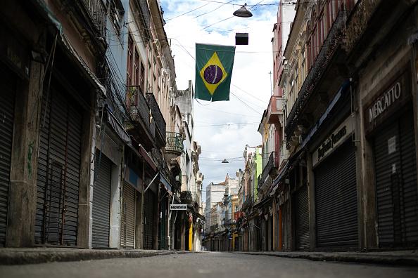 Brazil「A Day in Rio de Janeiro as the City Begins to Shut Down」:写真・画像(8)[壁紙.com]