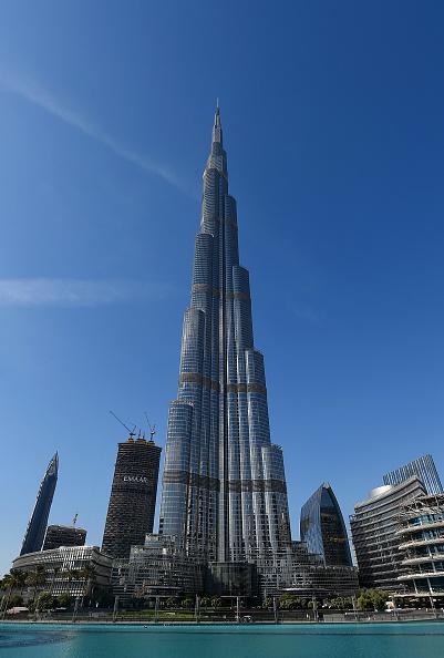 Tom Dulat「General Views of Burj Khalifa in Dubai」:写真・画像(17)[壁紙.com]