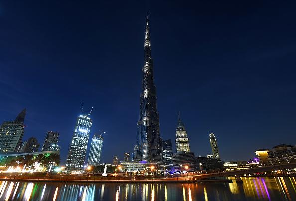 Tom Dulat「General Views of Burj Khalifa in Dubai」:写真・画像(18)[壁紙.com]
