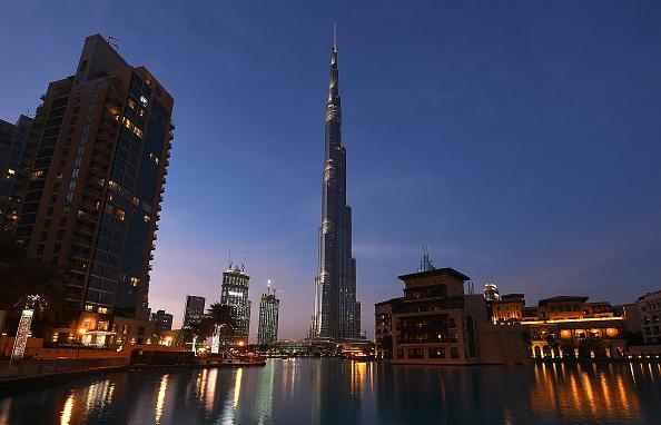 Tom Dulat「General Views of Burj Khalifa in Dubai」:写真・画像(19)[壁紙.com]