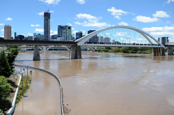 General View「Severe Weather And Flash Flooding Hit Southern Queensland」:写真・画像(5)[壁紙.com]