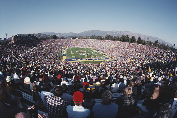 General View「69th Rose Bowl Game」:写真・画像(17)[壁紙.com]