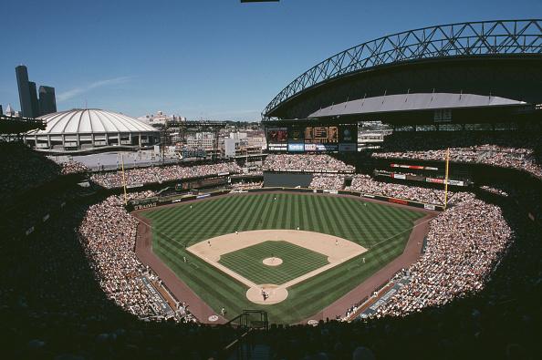 General View「Baltimore Orioles vs Seattle Mariners」:写真・画像(13)[壁紙.com]
