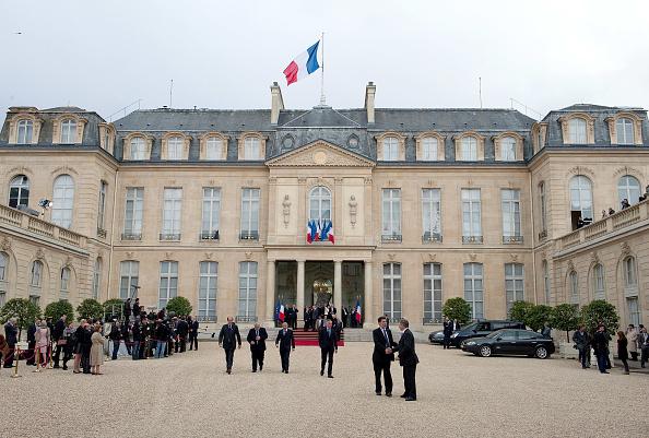 General View「Nicolas Sarkozy Secedes Presidency To Francois Hollande」:写真・画像(15)[壁紙.com]