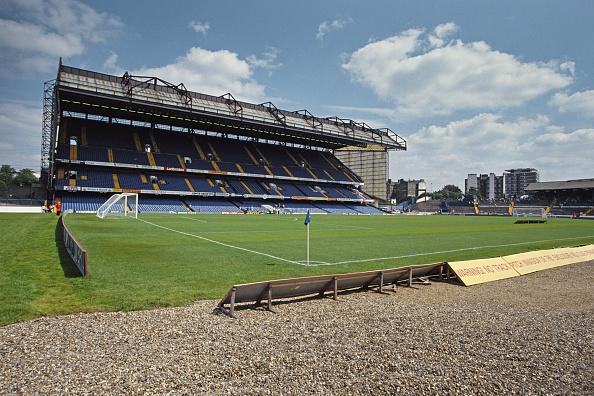 General View「Stamford Bridge Chelsea FC circa 1991」:写真・画像(12)[壁紙.com]