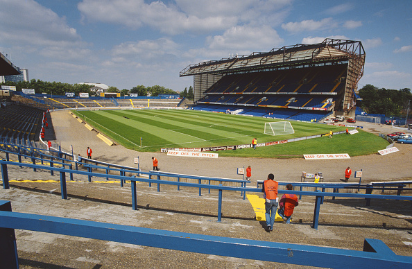 General View「Stamford Bridge circa 1992」:写真・画像(1)[壁紙.com]