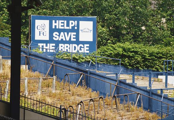 General View「Stamford Bridge circa 1989」:写真・画像(11)[壁紙.com]