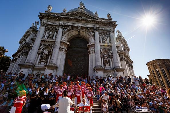General View「The Regatta Storica Seen By Tristan Fewings - 72nd Venice Film Festival」:写真・画像(15)[壁紙.com]
