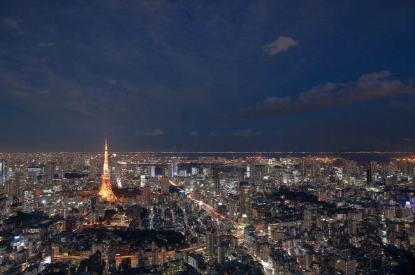 Tokyo Tower「Scenes Of Tokyo」:写真・画像(3)[壁紙.com]