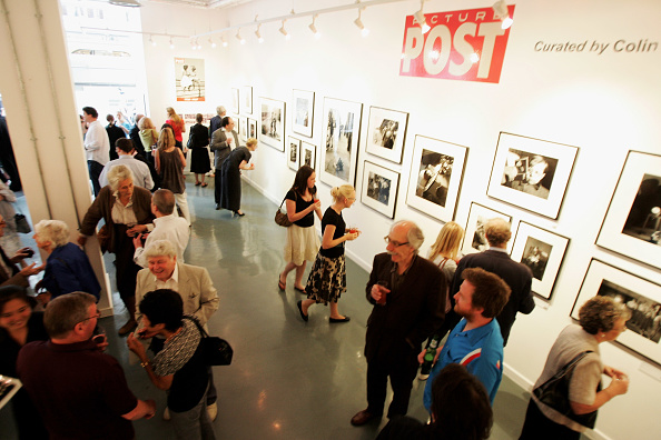 General View「Picture Post Private View At Getty Gallery」:写真・画像(11)[壁紙.com]