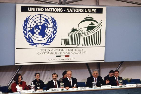 General View「UN World Crime Conference」:写真・画像(14)[壁紙.com]