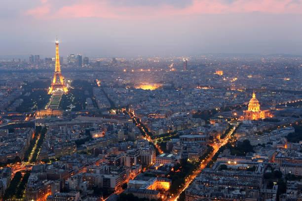 General view of Paris:ニュース(壁紙.com)
