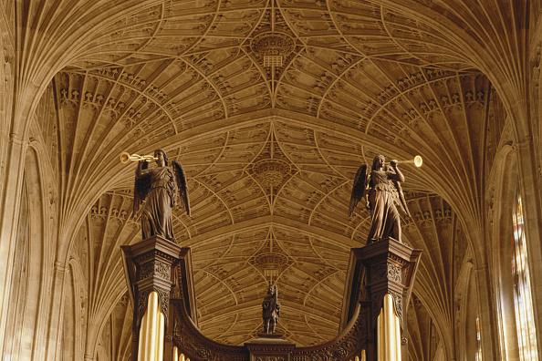 Architecture「Kings College Chapel Interior」:写真・画像(12)[壁紙.com]