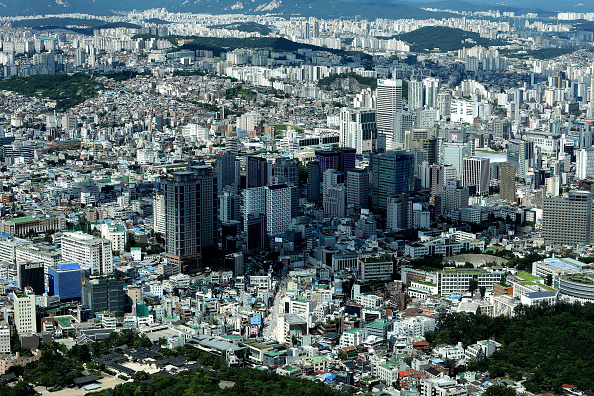 Viewpoint「Seoul, The Mega-city Within Range Of North Korean Guns」:写真・画像(5)[壁紙.com]