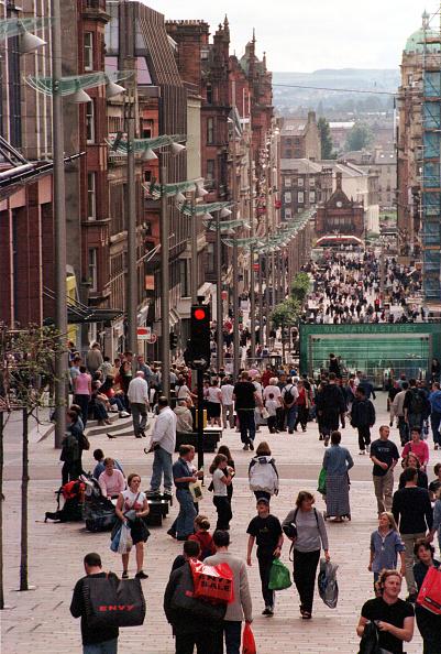 General View「Glasgow, Scotland Architecture」:写真・画像(4)[壁紙.com]