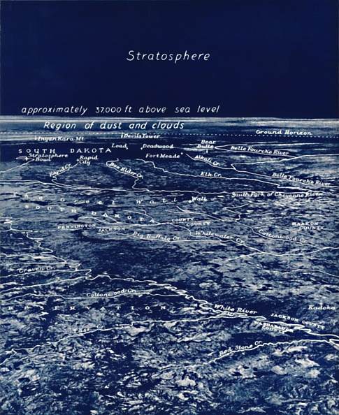 Atmosphere「The Rotundity Of The Earth From The Stratosphere」:写真・画像(10)[壁紙.com]