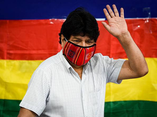 Effort「Bolivians Vote in Buenos Aires」:写真・画像(19)[壁紙.com]