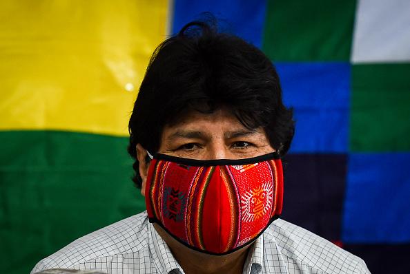 Effort「Bolivians Vote in Buenos Aires」:写真・画像(18)[壁紙.com]