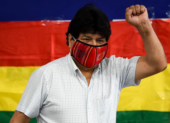 Effort「Bolivians Vote in Buenos Aires」:写真・画像(16)[壁紙.com]