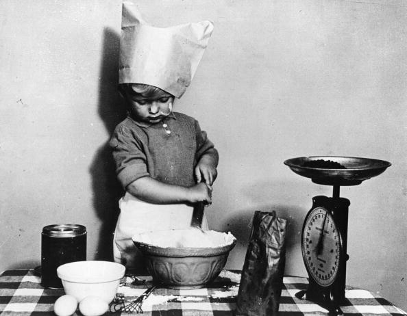 Black And White「Young Chef」:写真・画像(8)[壁紙.com]