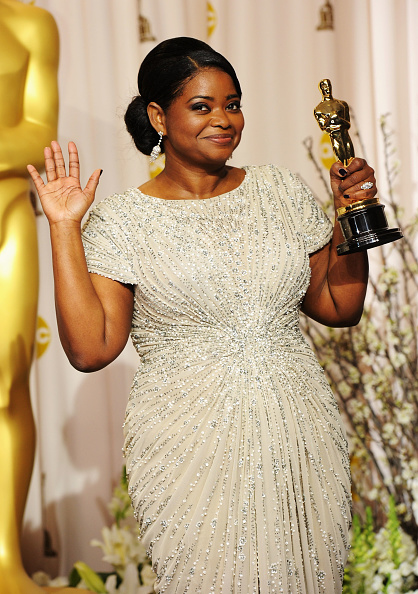 Best supporting actress prize「84th Annual Academy Awards - Press Room」:写真・画像(13)[壁紙.com]