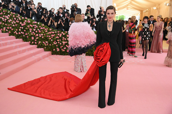 Alexander McQueen - Designer Label「The 2019 Met Gala Celebrating Camp: Notes on Fashion - Arrivals」:写真・画像(0)[壁紙.com]