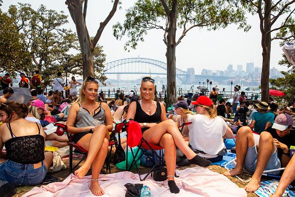 Sydney「Sydney Celebrates New Year's Eve 2019」:写真・画像(0)[壁紙.com]