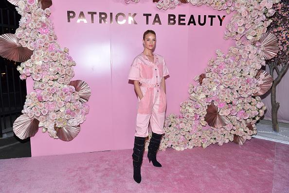 Rosie Huntington-Whiteley「Launch Of Patrick Ta's Beauty Collection」:写真・画像(4)[壁紙.com]