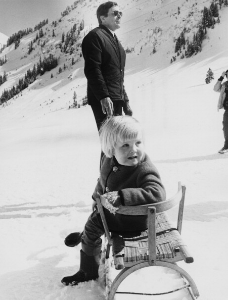 Dutch Royalty「Prince And Son In Lech」:写真・画像(3)[壁紙.com]